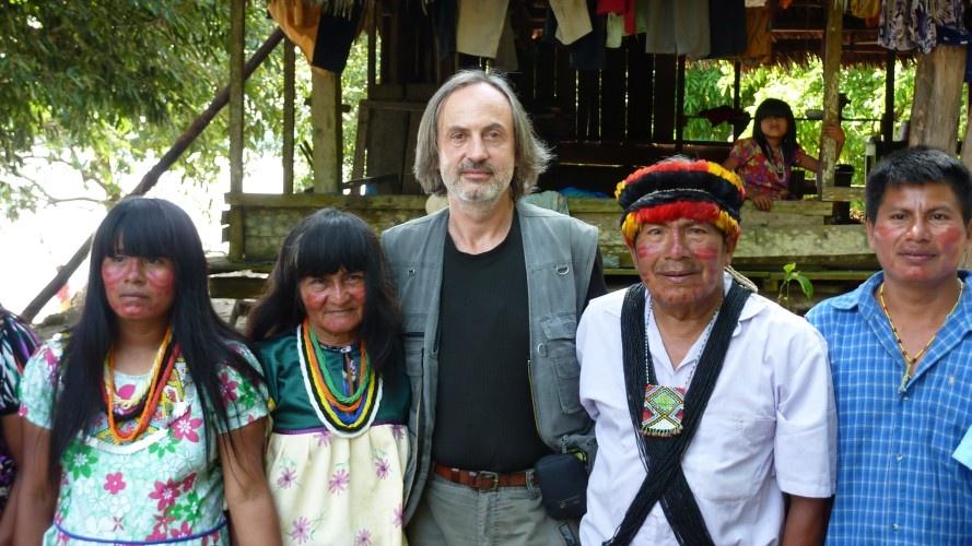 Viliam Poltikovič v Jižní Americe