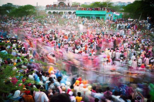 Taneční energie (Dance Energy), Indie. Foto: P. Tomanec
