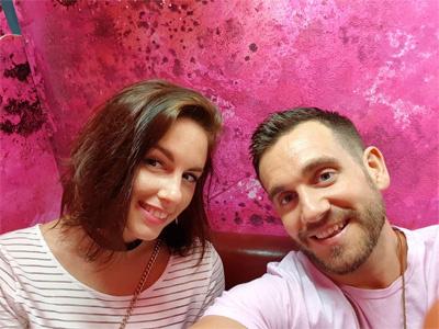 Jade Shaw a Charlie Morley