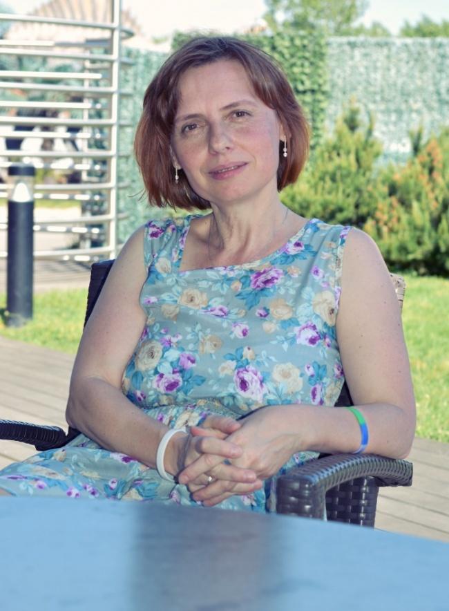 Jana Pozlovská. Foto: B. Pečová