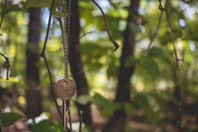 Klíč ke změně, klíč k životu...
