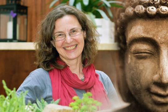 Moje meditace? Chci se radovat a žít!