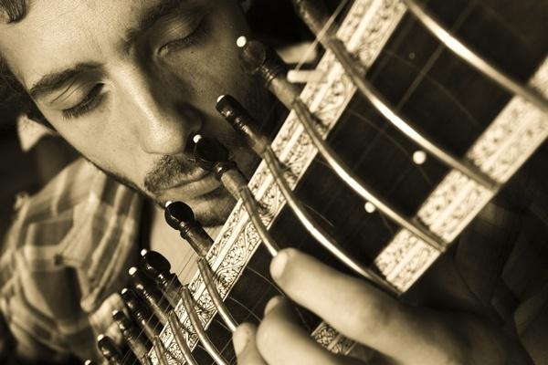 Hrát tak, aby hudba, která vzniká, maximálně souzněla s duší.