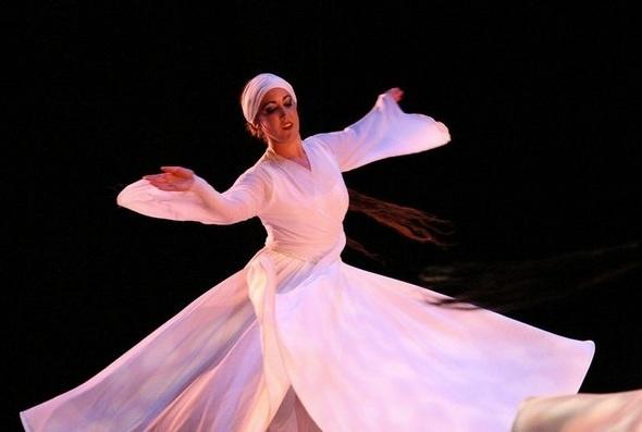 Když tančí súfi... foto: veřejný zdroj