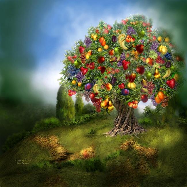 Strom hojnosti